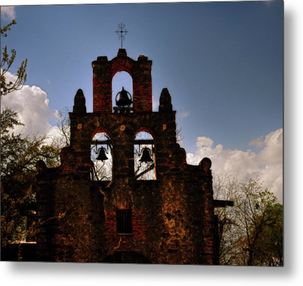 Mission San Francisco De La Espada Metal Print