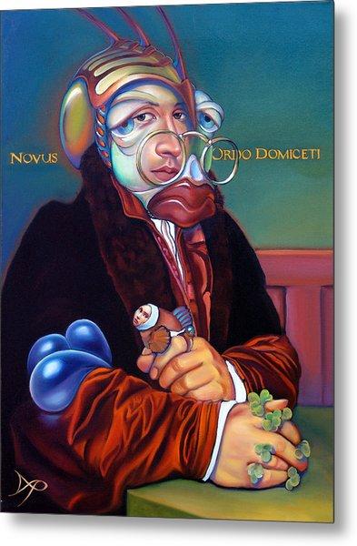 Novus Ordo Domiceti Metal Print