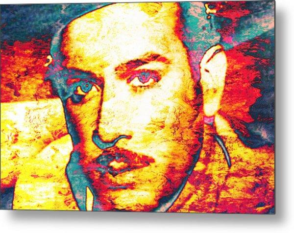 Pedro Infante Metal Print