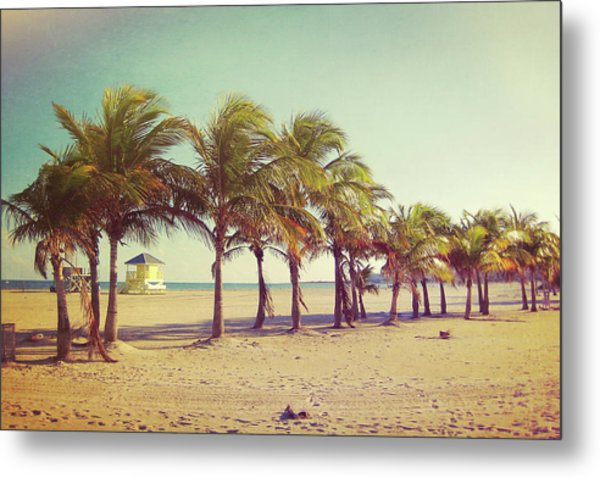 Perfect Beach Day Metal Print by JAMART Photography