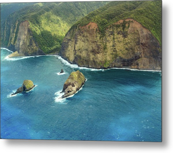 Pololu Point Metal Print