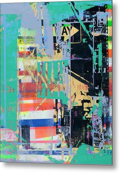 Power Of Suggestion Metal Print by Shay Culligan
