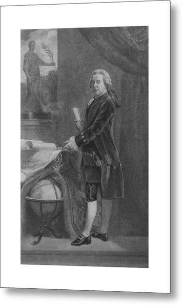President John Adams - Two Metal Print
