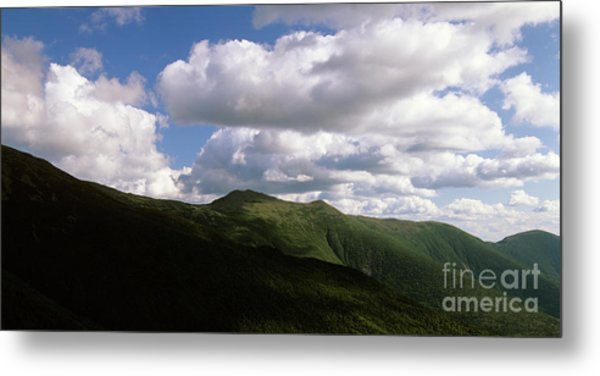 Presidential Range - White Mountains New Hampshire Usa Metal Print