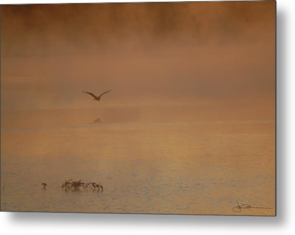 Primeval Dawn Metal Print