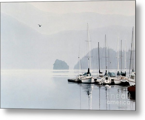 Private Refuge Metal Print