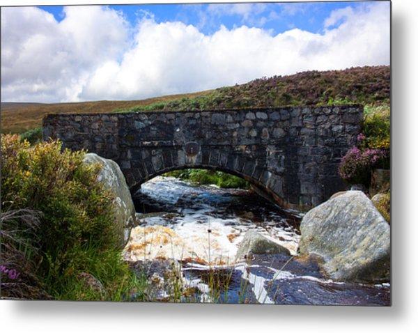 Ps I Love You Bridge In Ireland Metal Print