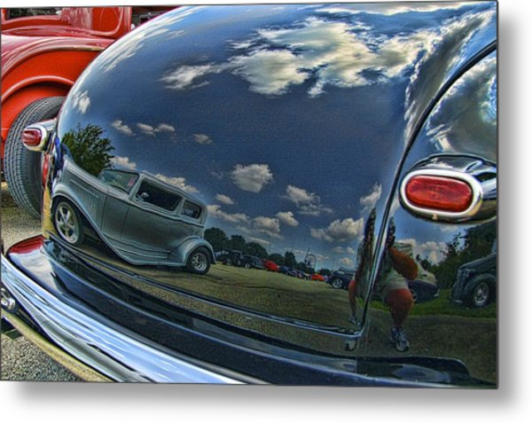 Reflections Metal Print by Nick Roberts