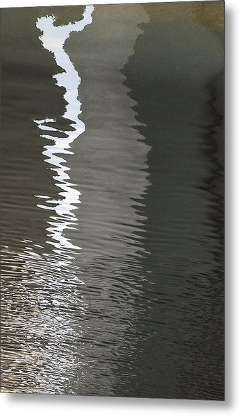 Reflections Number One Metal Print