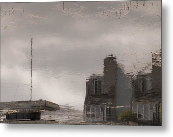 Reflections Number Two Metal Print