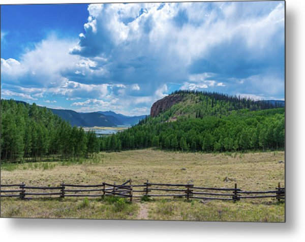 Rio Grande Headwaters #3 Metal Print