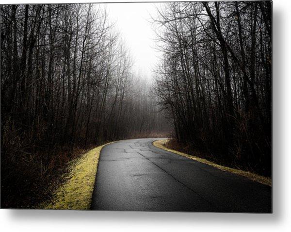Roads To Nowhere Metal Print