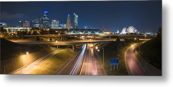Royal Kc Metal Print
