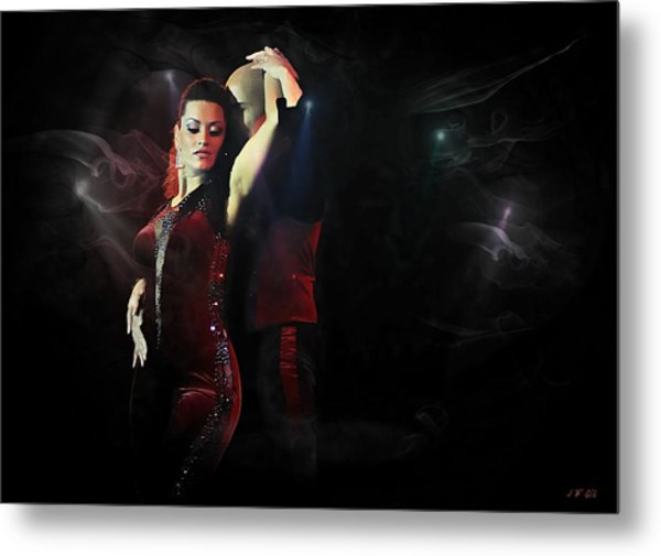 Salsa,salsadancer,salsadance, Metal Print