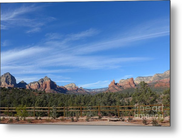 Sedona Beauty  Metal Print