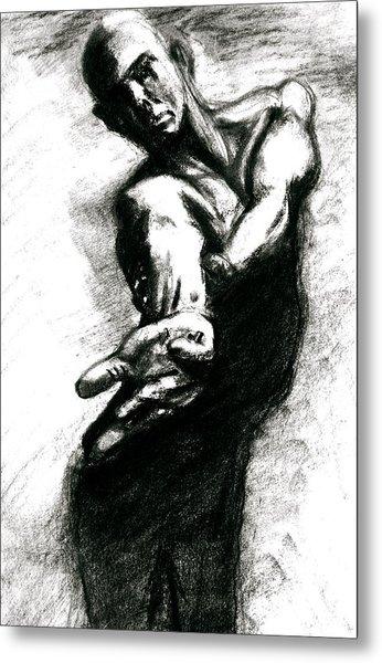 Shadow Dancer Metal Print by Dan Earle
