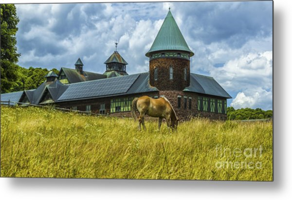 Shelburne Farms. Metal Print