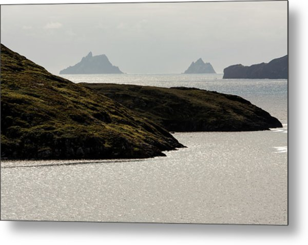 Skellig Islands, County Kerry, Ireland Metal Print