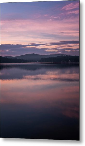 Spofford Lake Sunrise Metal Print
