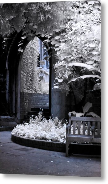 St Dunstan's In The East Metal Print