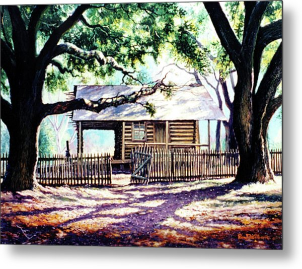 The Old Richardson Place Metal Print