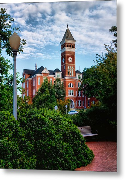 Tillman Hall Metal Print