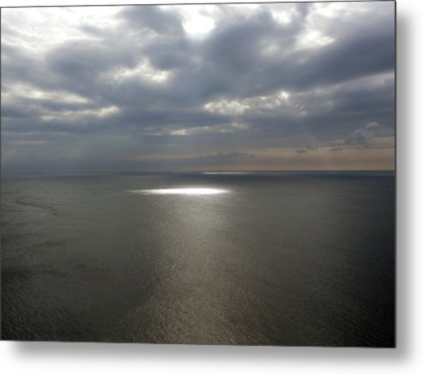 Torr Head Sunlight Metal Print