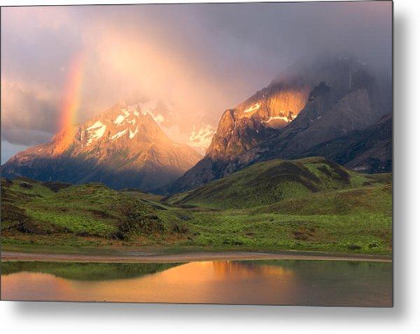 Torres Del Paine - Patagonia Metal Print
