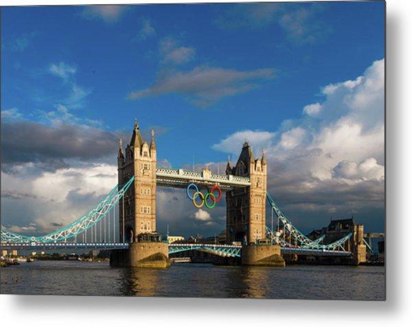 Metal Print featuring the photograph Tower Bridge by Stewart Marsden