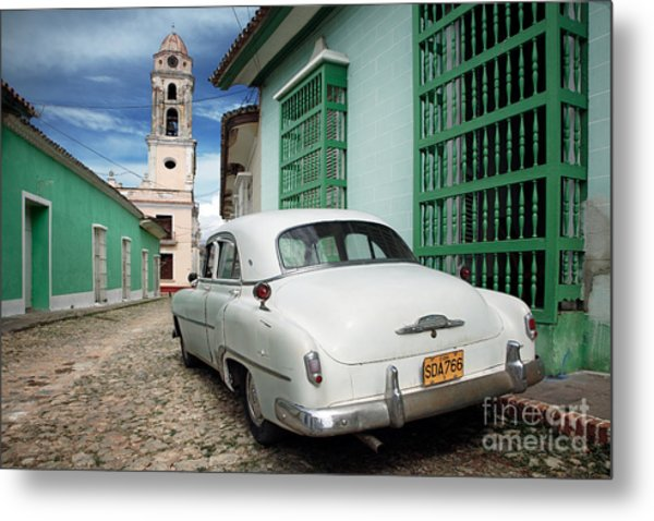 Trinidad - Cuba Metal Print