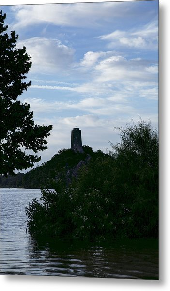 Tuckers Tower  Metal Print