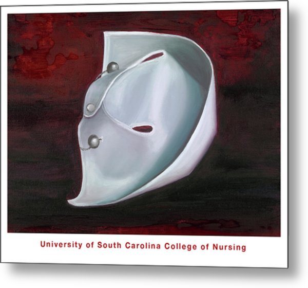 University Of South Carolina College Of Nursing Metal Print