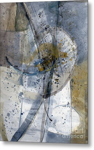 Untitled - Abstract Metal Print
