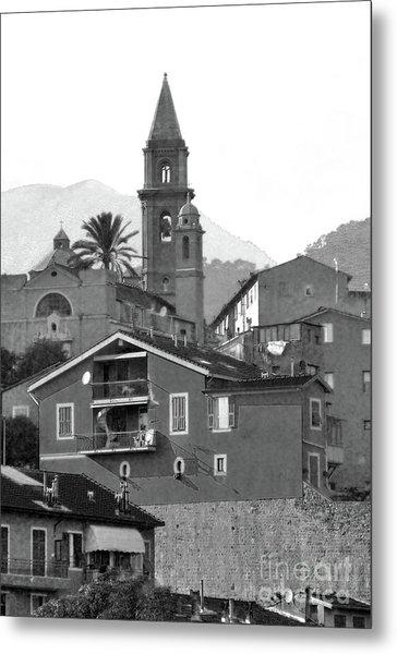 Ventamiglia Metal Print