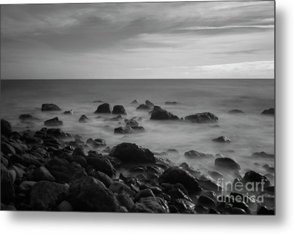 Ventnor Coast Metal Print