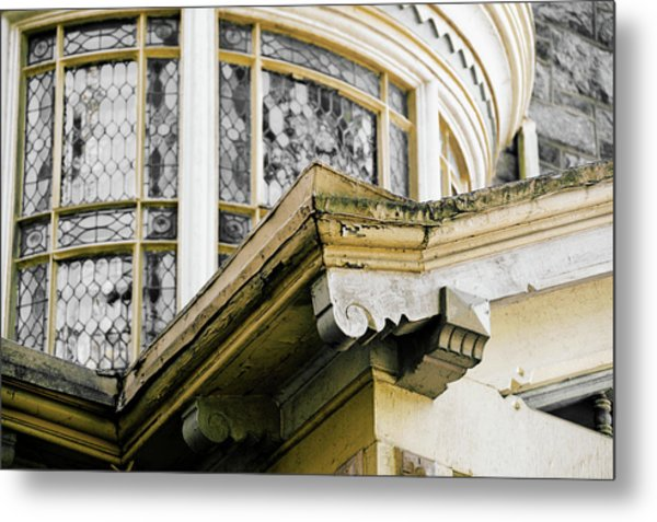 Vintage Architecture Metal Print by JAMART Photography