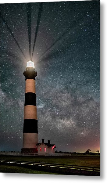 When The Light Is Right Metal Print