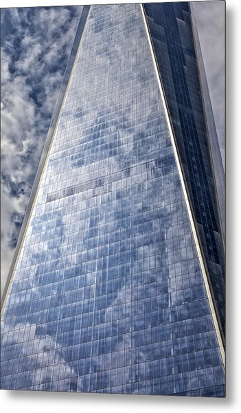 World Trade Center 2015 Metal Print by Robert Ullmann