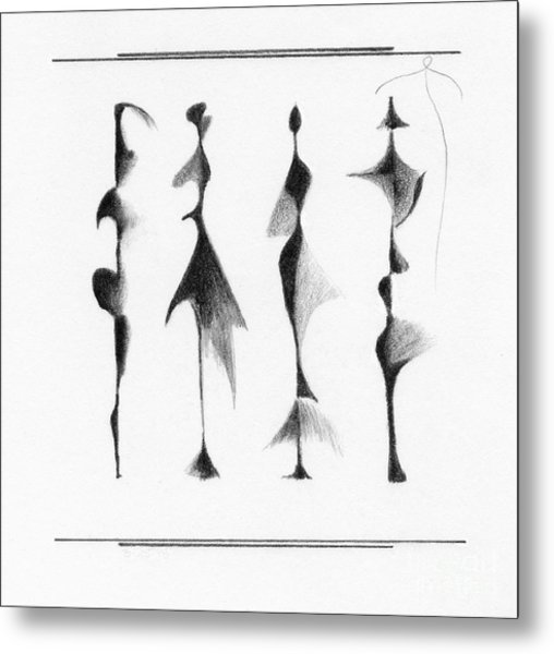 . Metal Print by James Lanigan Thompson MFA