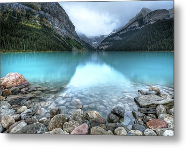1111 Lake Louise Metal Print