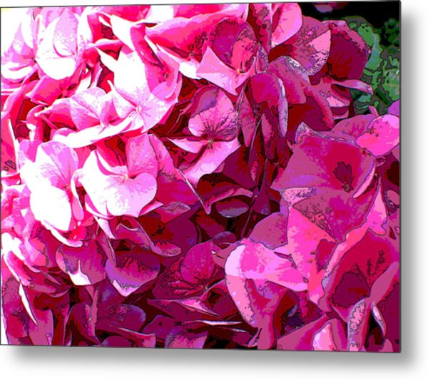 Nature Series Metal Print by Ginger Geftakys