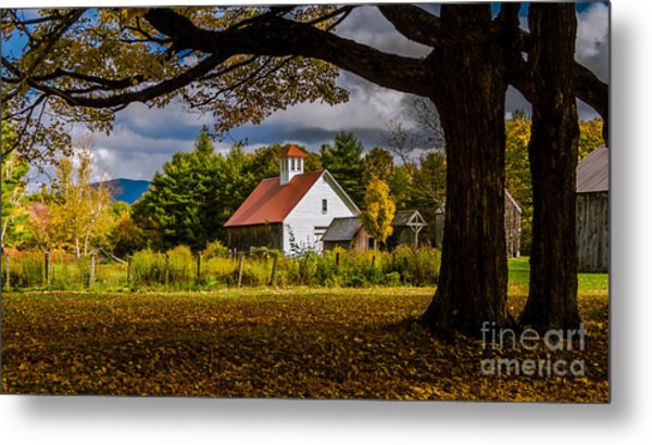 New England Photography 2016 Calendar.  Metal Print