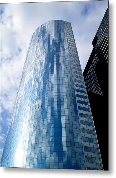 17 State St Nyc Metal Print
