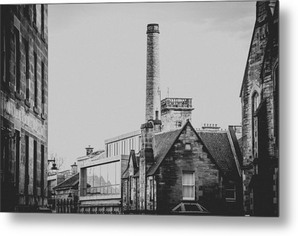 Edinburgh Metal Print