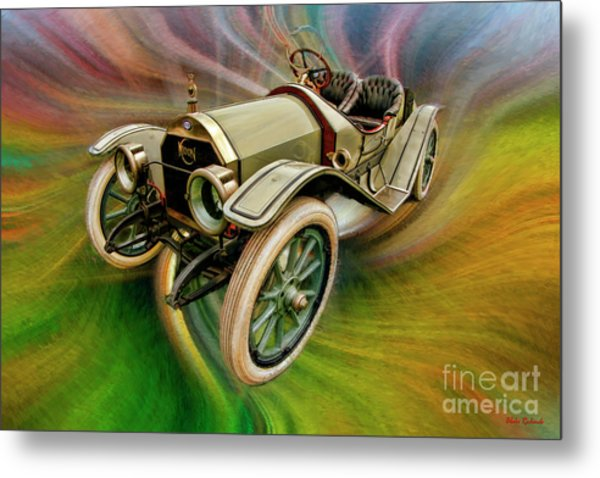 1912 Moon 30 Raceabout Metal Print