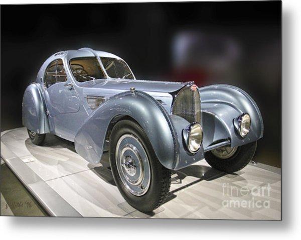 1926 Bugatti Metal Print