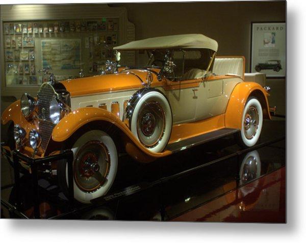 1929 Packard Metal Print