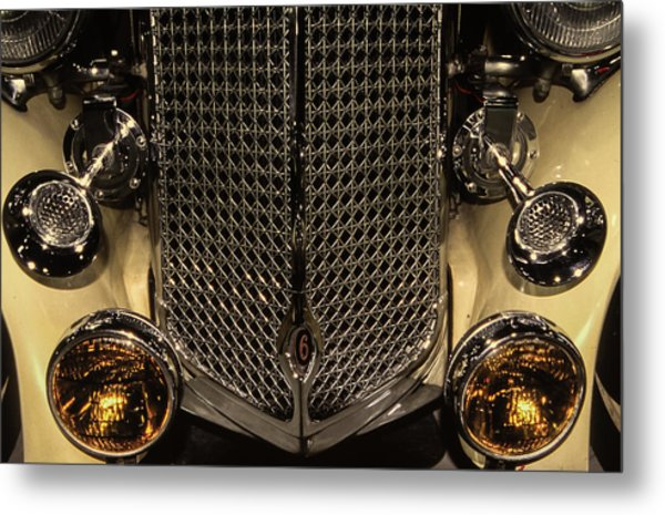 1931 Chrysler Metal Print