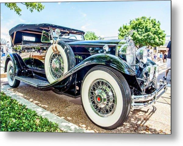1931 Packard Metal Print