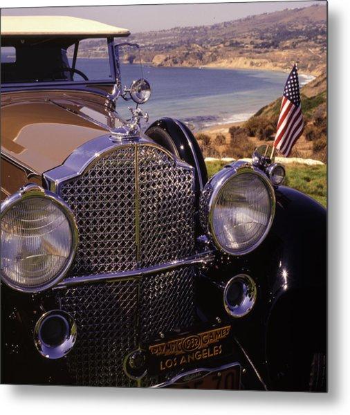 1932 Packard Phaeton Metal Print